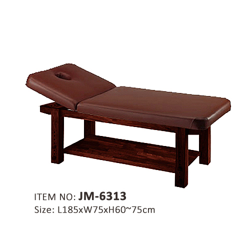 Beauty Facial And Massage Bed, Salon Wooden Massage Bed